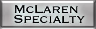 McLaren Specialty