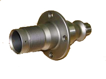 All of our M8 axles are forged from 9310 VAR, precision ground and shot peened. The best axles on the market.